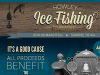Howley Ice Fishing Tournament