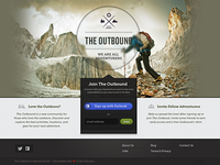 Outbound Dribbble