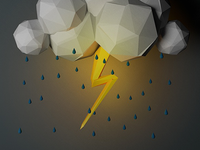 Low-Poly Lightning