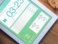 Clockwork App UI