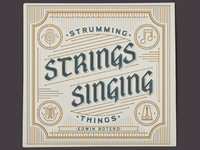 Strumming Strings Album Art