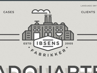 Ibsens Identity Website