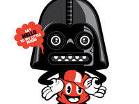 Godfather Vader Mouse