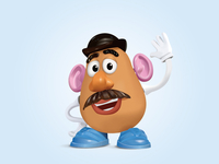 Potato head ( Pixar )