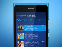 Extra vyhody Windows Phone app
