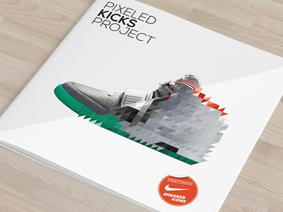Pixeled Kicks Project