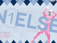 Sporting KC. Jimmy Nielsen. #1. (v1 - Close)