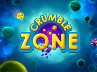 Crumble Zone - an action and arcade oriented game