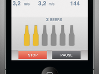 Beer UI experiment