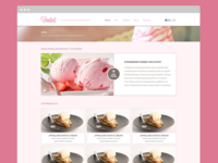 Ice Cream Product Page Teaser