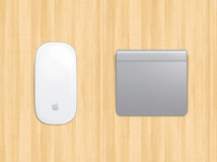 Magic Mouse & Trackpad