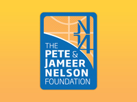 Pete & Jameer Nelson Foundation Logo