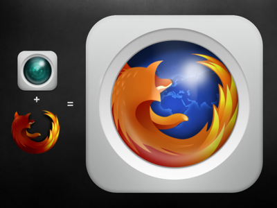 iOS Icon Firefox