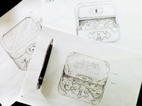 icon Sketches jewelbox