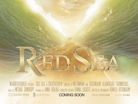 Red Sea Movie Poster Template