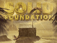 Solid Foundation Flyer and CD Template