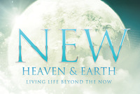 New Heaven And Earth Church Flyer Template 400x300