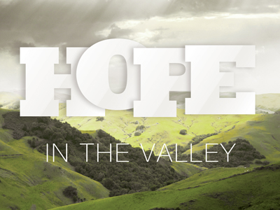Hope-in-the-valley-church-flyer-template