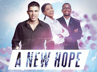 A New Hope Church Flyer Template