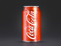 Coca Cola can icon
