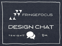 Design Chat | 8pm