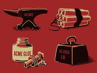 More quality ACME products