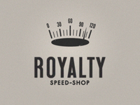 Royalty speed-shop