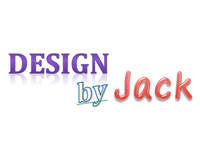 Design by Jack – logo v1