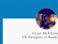 UX Designer at Booking.com