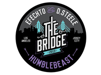 The Bridge Logo Badge