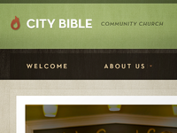 Upcoming Church WordPress Theme