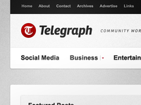 Telegraph Community WordPress Theme
