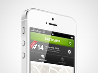 EastCamp App