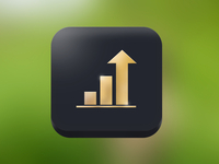 Metal Tracker App Icon
