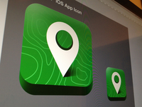 Mapping iOS App Icon