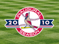 Columbia Cardinals Inaugural Season Patch (2009)