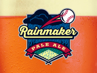 Rainmaker Pale Ale - LilyJack Brewing Co.
