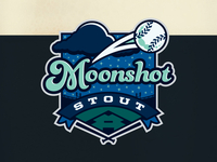 Moonshot Stout - LilyJack Brewing Co (2013)