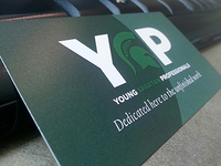 YSP Business Card & Logo