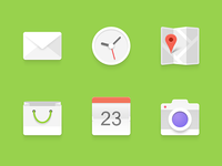 Android Icons Set