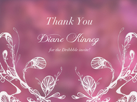 Thank You Diane!