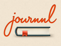 Journnl logo with icon