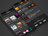 Soundcloud Concept
