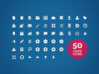 Web UI Icons on Webdesigntuts+