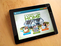 Home Security iPad App