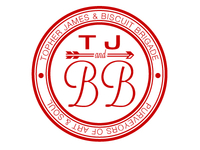 Topher James & Biscuit Brigade Logo 2