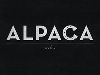 Alpaca Logo Design Direction
