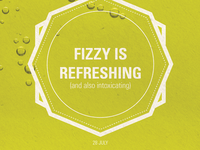 Fizzy is Refreshing