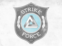 Strikeforce Badge Rebound