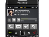 BlackBerry Visual Voicemail